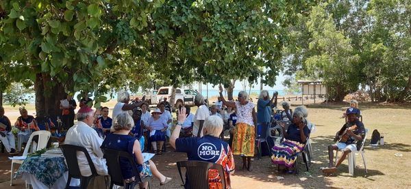Catholic Care to support people living with disability on the Tiwi Island